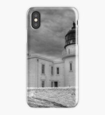 Stoer Head Lighthouse, Sutherland, Scotland iPhone Case/Skin