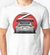 Nissan Fairlady 350Z Z33 Gray Unisex T-Shirt