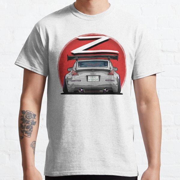 Nismo Fairlady 350Z Z33 Gray Classic T-Shirt