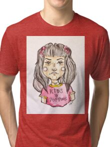 Kids 4 Pop Punk Tri-blend T-Shirt