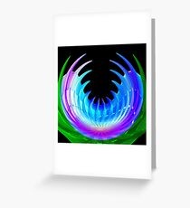 Venus Fly Trap  Greeting Card