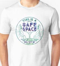 Safe Space Unisex T-Shirt