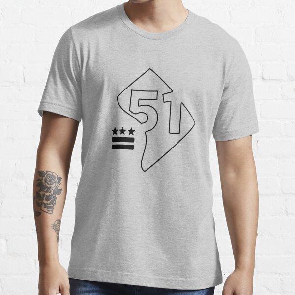 51st State (black) Essential T-Shirt