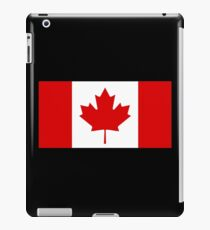 Canada Flag iPad Case/Skin