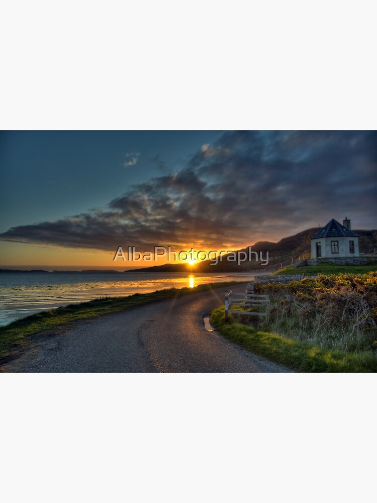 Sutherland Sunset. by AlbaPhotography
