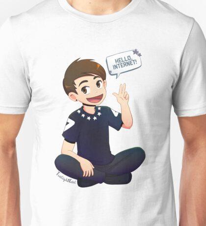 Hello, Internet! Unisex T-Shirt