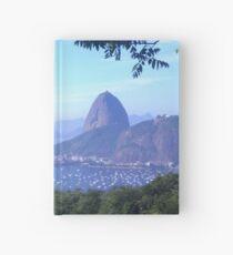Sugarloaf Mountain, Rio de Janeiro Hardcover Journal