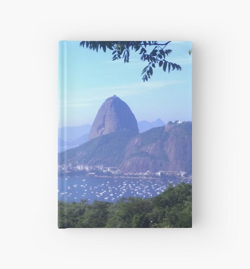 Sugarloaf Mountain, Rio de Janeiro by Goodenough