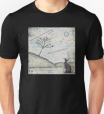 Watership Down Encaustic Slim Fit T-Shirt