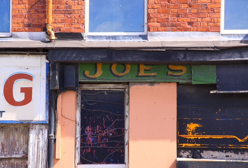 Joe's, Regent Road, Liverpool, England by exvista