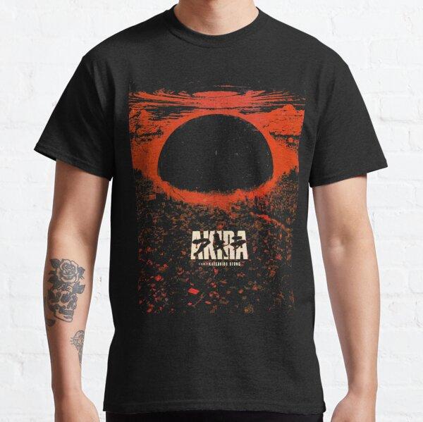 Akira Cyberpunk-Stadt-Explosionsplakat Classic T-Shirt