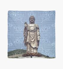 Longshan Mountain sidarta statue Scarf