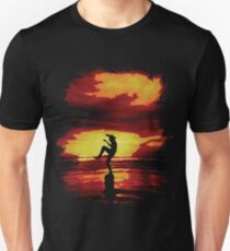 The Crane Kick Karate Kid T-Shirt