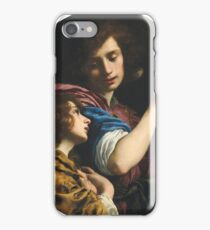 Carlo Dolci, the guide iPhone Case/Skin