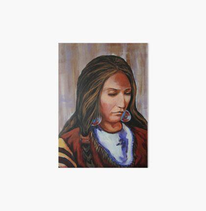 The Shaman's Daughter Art Board
