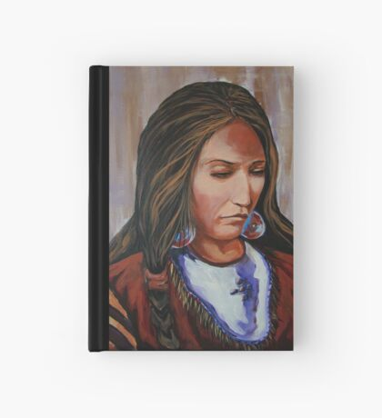 The Shaman's Daughter Hardcover Journal