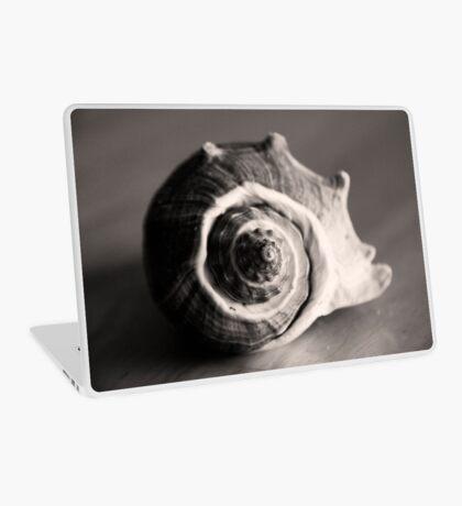 Spiral Shell Laptop Skin