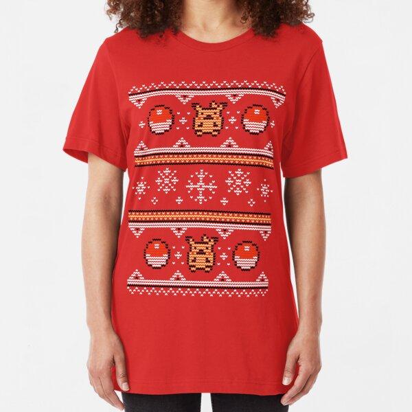 Mens Fair Isle Christmas Jumper Flashing LED Lights Reindeer Nordic Slim Fit