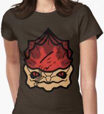 Urdnot Wrex - Flat Womens Fitted T-Shirt