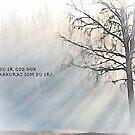 Inspiration card - Norwegian txt by Bente Agerup