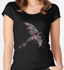 Smaug - Lonely Mountain Women's Fitted Scoop T-Shirt