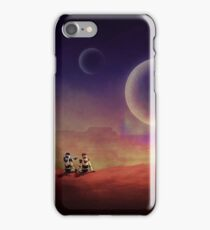 Foreign Planet iPhone Case/Skin