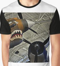 The Tiger and the Corsair Graphic T-Shirt