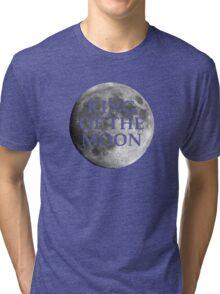 King Of The Moon Tri-blend T-Shirt
