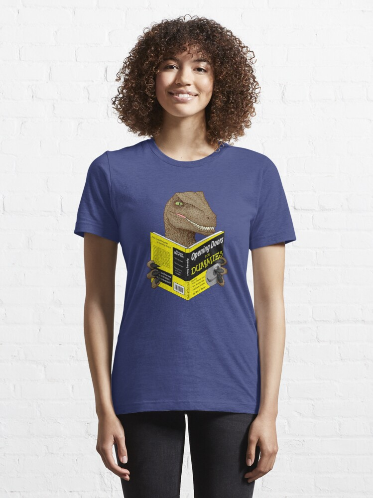 Alternate view of Opening Doors for Dummies Essential T-Shirt