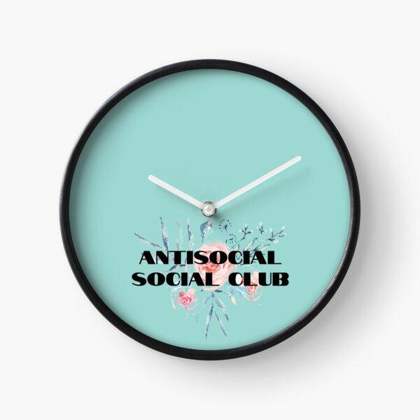 Antisocial Social Club Clock