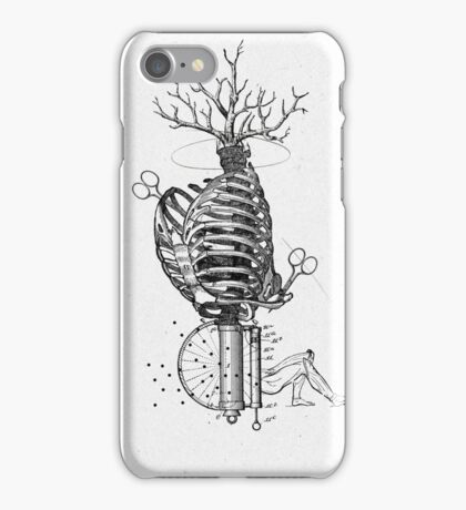 UN NIDO PARA EL DOLOR (a nest for pain) iPhone Case/Skin