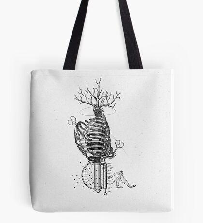 UN NIDO PARA EL DOLOR (a nest for pain) Tote Bag