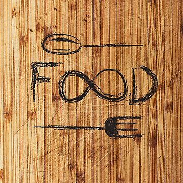 Infinite FOOD by sisaro