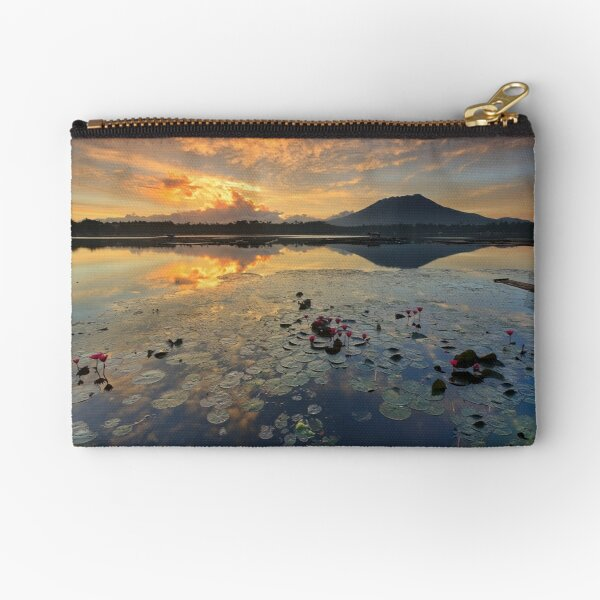 Sampaloc Lake Zipper Pouch