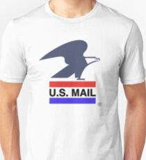 U.S. Mail (Old Logo) Unisex T-Shirt