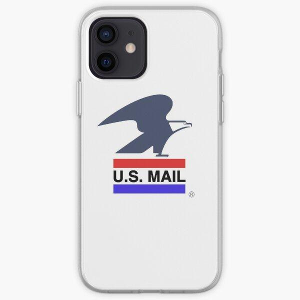 U.S. Mail (Old Logo) iPhone Soft Case
