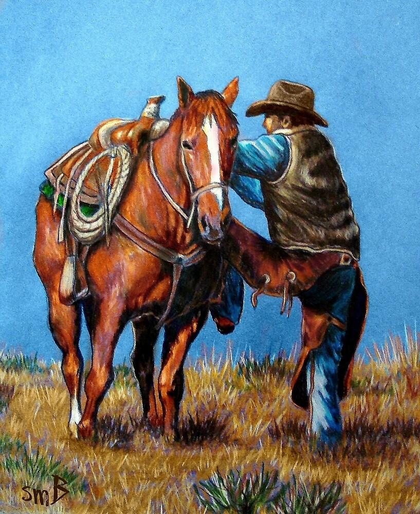 """Cowboy Up"" by Susan McKenzie Bergstrom"