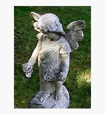 Learn To Fly Angel Photographic Print