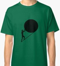 Sisyphus, the king of Ephyra Classic T-Shirt