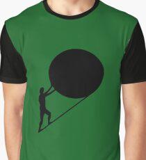 Sisyphus, the king of Ephyra Graphic T-Shirt