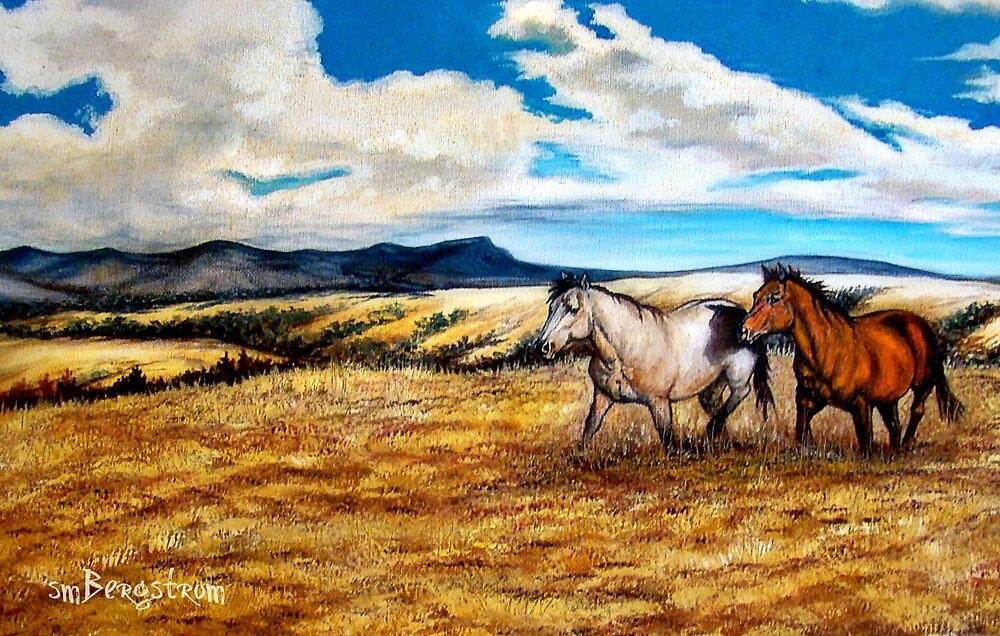 """Prairie Pastures"" by Susan McKenzie Bergstrom"