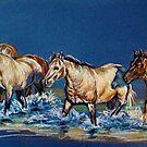 """""""Cool Crossings #2"""" by Susan  Bergstrom"""