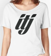 Itj Women's Relaxed Fit T-Shirt