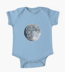 Queen Of The Moon One Piece - Short Sleeve