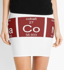 BA CO N Mini Skirt