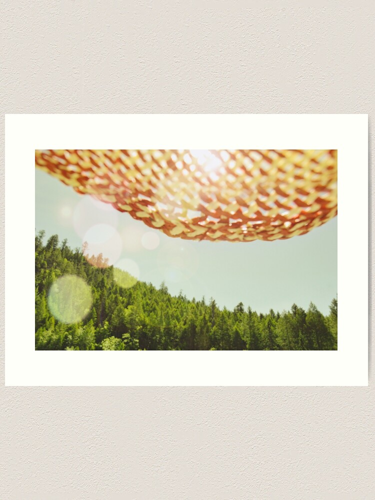 Alternate view of Skyward Art Print