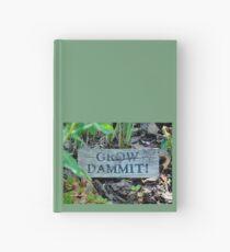 """Gardening Directions"" Hardcover Journal"