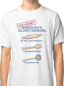 Babushka's Secret Arsenal Classic T-Shirt