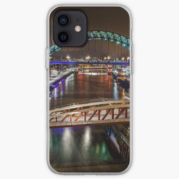 Tyne Bridges iPhone Soft Case