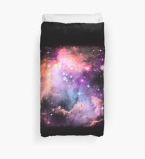 Space-purple shirts, cards, tote bag, pillow cases too! Duvet Cover
